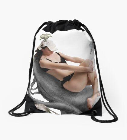 Arual the Elf Drawstring Bag