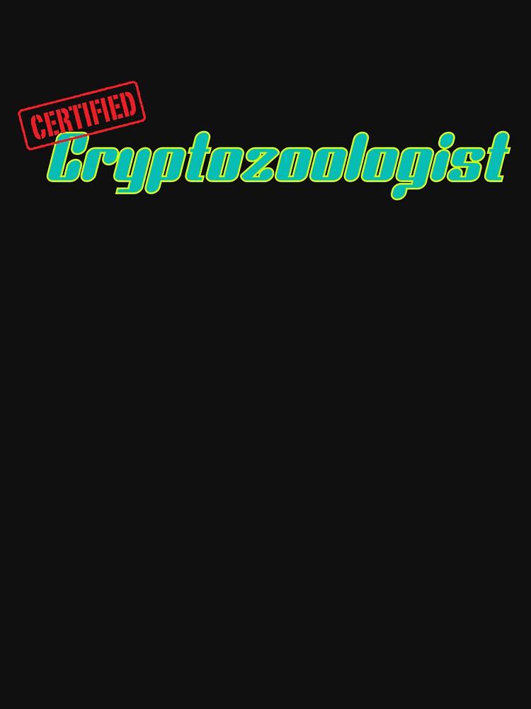 Cryptozoologist by twistedshadow