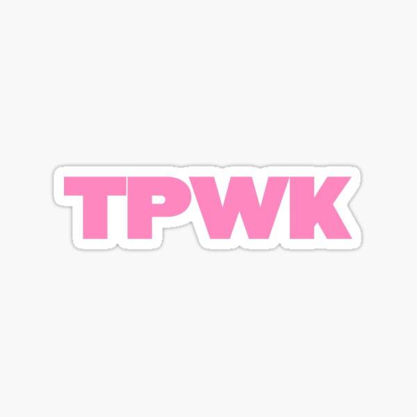 TPWK Sticker