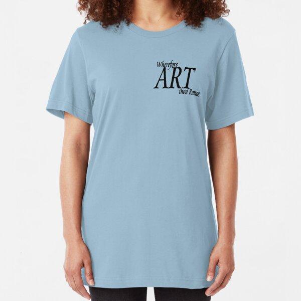 ART Slim Fit T-Shirt