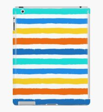 Brush Strokes Colorful Seamless Pattern iPad Case/Skin