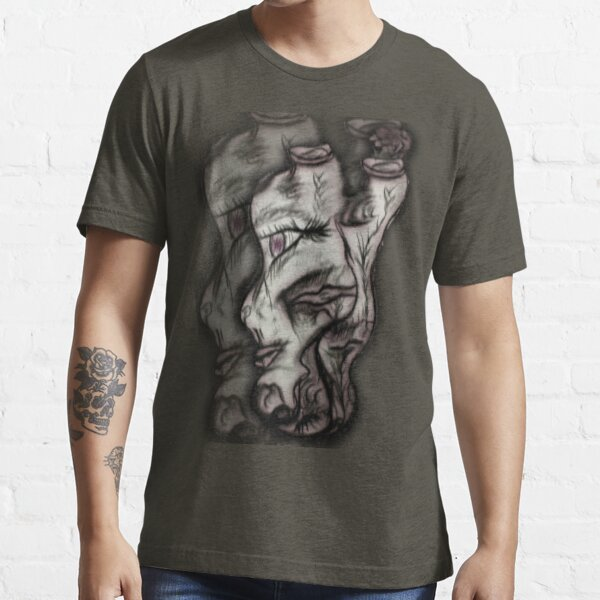 Organic Face of Mine... Essential T-Shirt