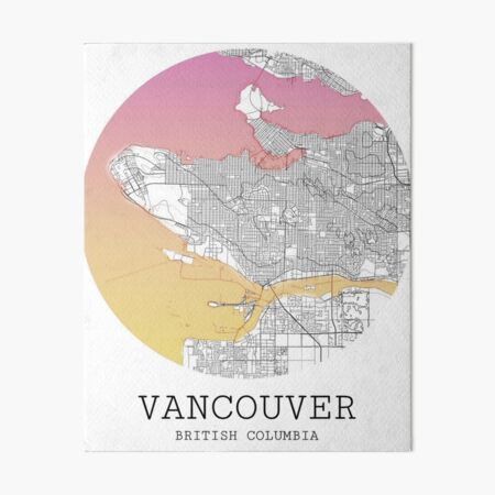 City Map Posters Map Poster Burnaby Poster Modern Map Art Map of Burnaby City Prints Minimalist Posters City Poster 8x10 Map Wall Decor City Map Wall Art Minimal Print Burnaby Map
