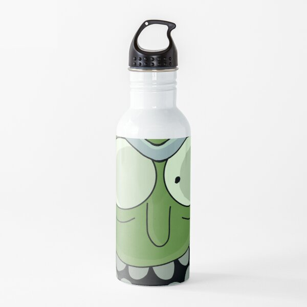 pickle rick Water Bottle