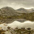 Beinn Eighe Across Loch Allt an Daraich by Jamie  Green