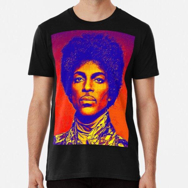 American singer digital painting Premium T-Shirt
