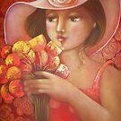 Bride in red by marostega