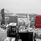 Chicago: CNA Center, Red by JKScatena