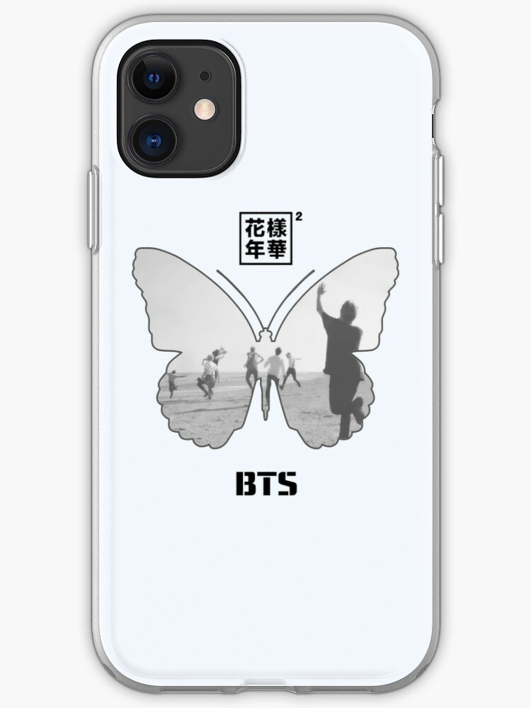 BTS In The Mood For Love 3 iphone case
