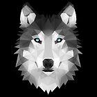 Wolf by CAN CALISKAN