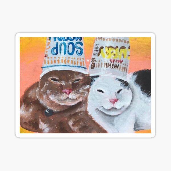Love Cats Sticker