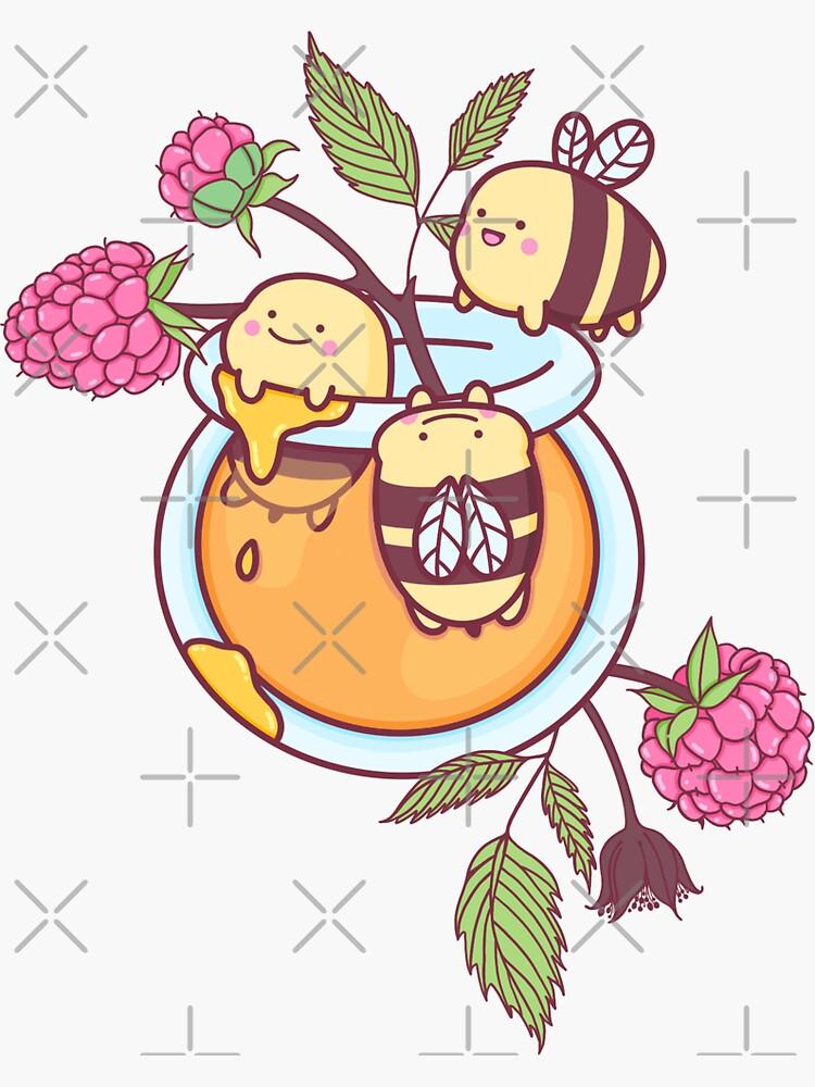Happy Bees by MissGiuliana