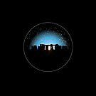 Stonehenge Twilight by twistedshadow