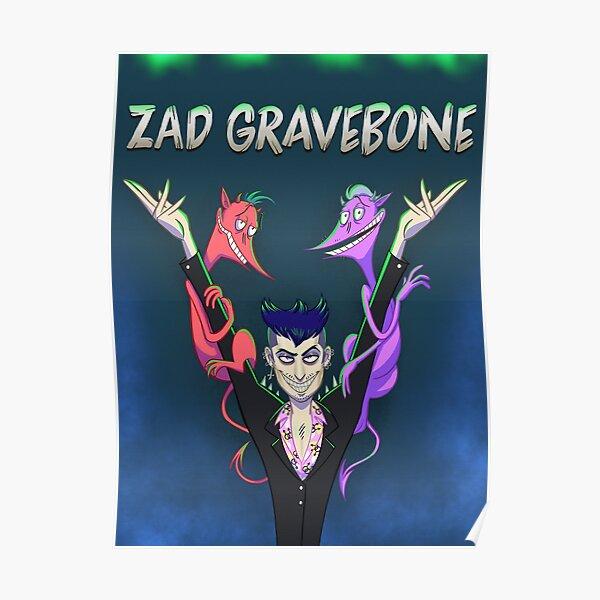 Zad Gravebone Poster
