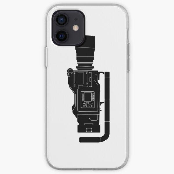 Cinema Camera - Panavision DXL2 (Black) iPhone Soft Case