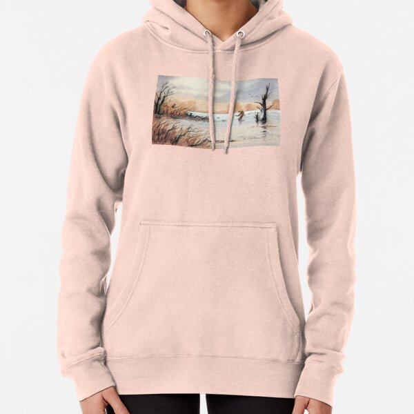 Setting Out The Decoys I Pullover Hoodie