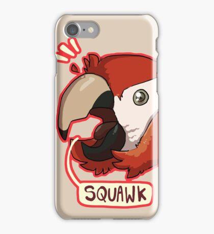 Squawk iPhone Case/Skin