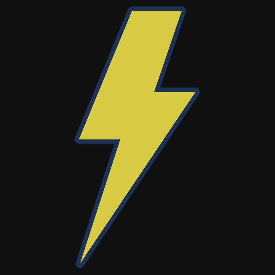 TShirtGifter presents: Lightning Bolt