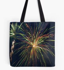 Party Streamers Tote Bag