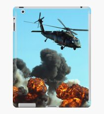 Australian Army helicopter signed iPad Case/Skin