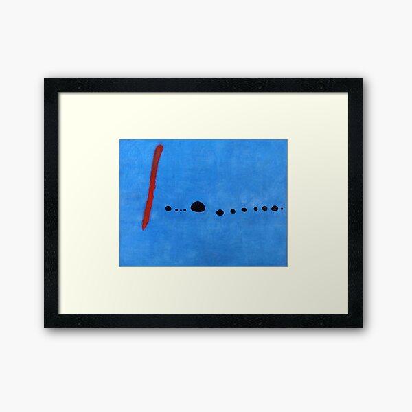 Miro 11 Framed Art Print