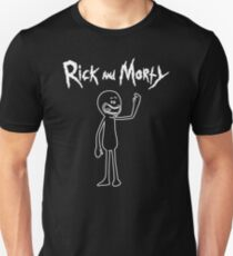 Mr Meeseeks | Rick and Morty character Slim Fit T-Shirt