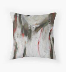 Dominus Vobiscum Throw Pillow