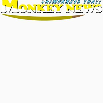 Chimpanzee That! Monkey News by Rechenmacher