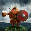 Viking by Alexander Skachkov