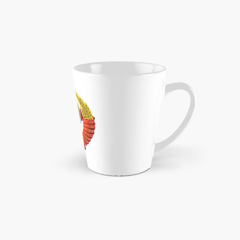 History of the Soviet Union (1927–1953) State Emblem of the Soviet Union Mug