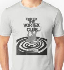 Enter The Vortex Club Unisex T-Shirt