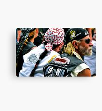 The Few. The Proud. Canvas Print