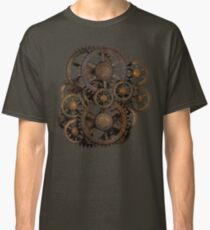 Infernal Vintage Steampunk Gears on your Gear Classic T-Shirt