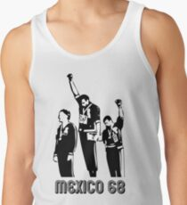1968 Olympics Black Power Salute V2 Tank Top