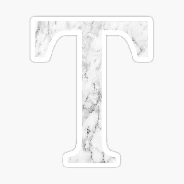 T/Tau Sticker