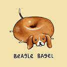 Beagle Bagel by Sophie Corrigan