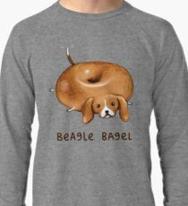 Beagle Bagel Lightweight Sweatshirt