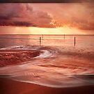 Breathe Framed version by Kym Howard