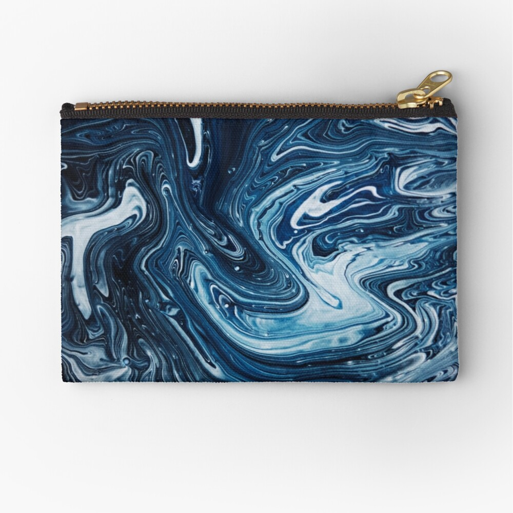 Gravity III Zipper Pouch