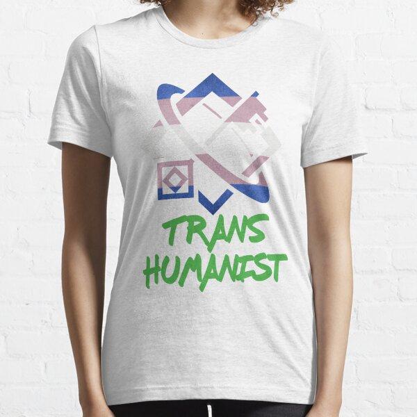 Shaper - TransHumanist Essential T-Shirt