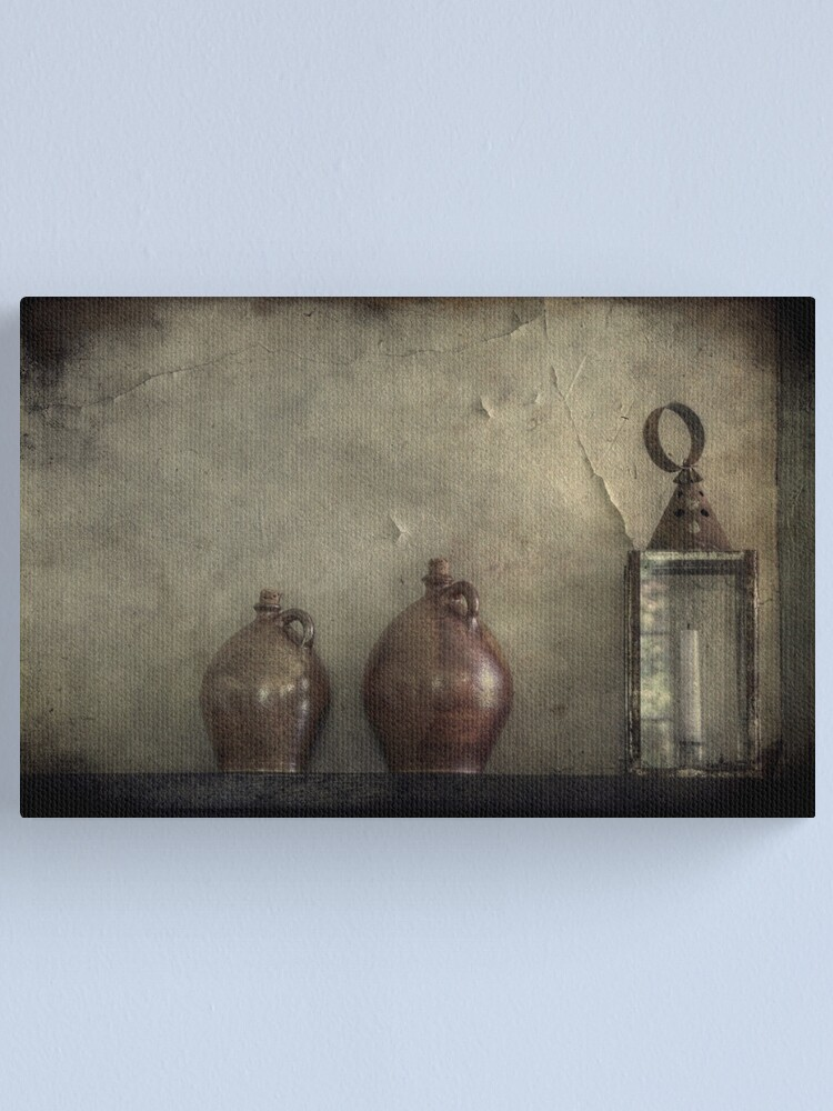 Alternate view of A Still Life Canvas Print