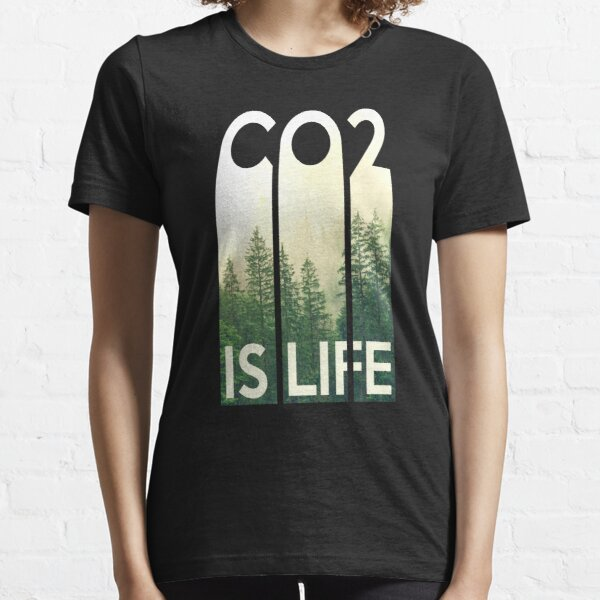 Co2 is Life Essential T-Shirt