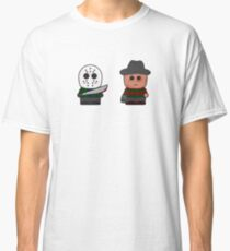 Freddy vs Jason Classic T-Shirt