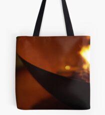Fire Bowl Tote Bag