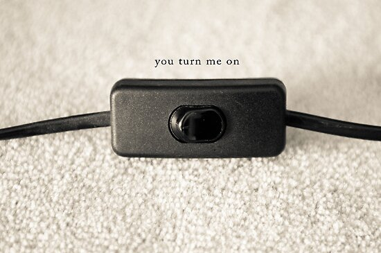 You turn me on by Zainab Malubhai