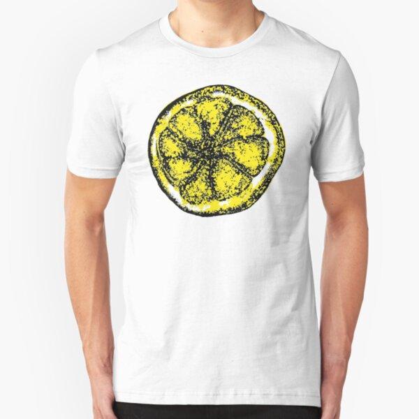 The Citrus Fruit of 1989  Slim Fit T-Shirt