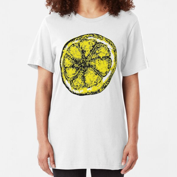 The Citrus Fruit of 1989  Slim Fit T-Shirt