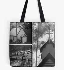 ~ St Barnabas Church and gravesite ~ Tote Bag