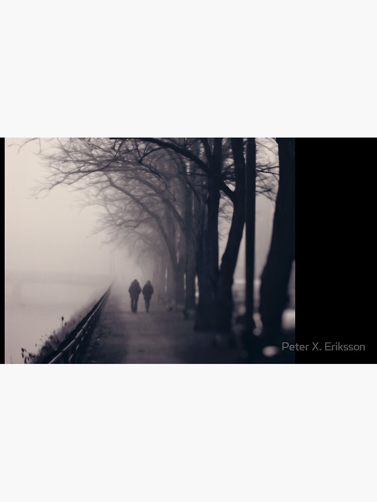 It's a somber stroll down this road that we call life by Peterix