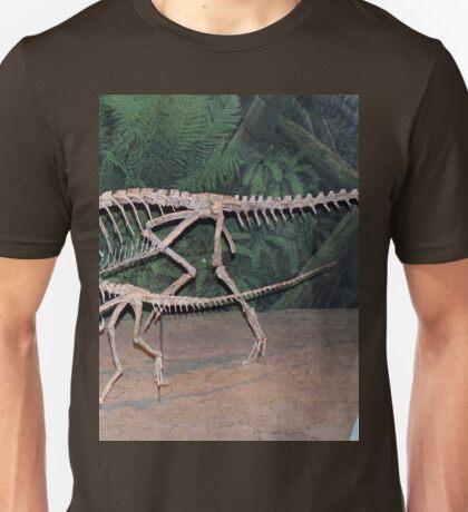 Funky Coelophysis Unisex T-Shirt